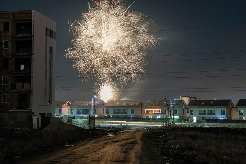 Petrut Calinescu-artificii
