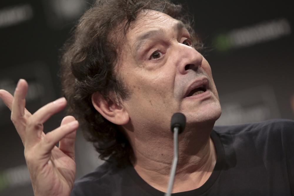 Agustí Villaronga, photo credit San Sebastian IFF