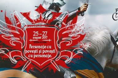 Festivalul Medieval Cetati Transilvane Sibiu 2017