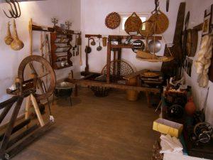 Fyti - Cipru: obiecte tradiţionale de ţesut