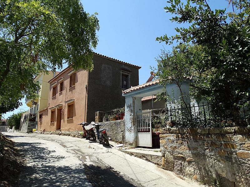 Limnos - satul Kontoupoli