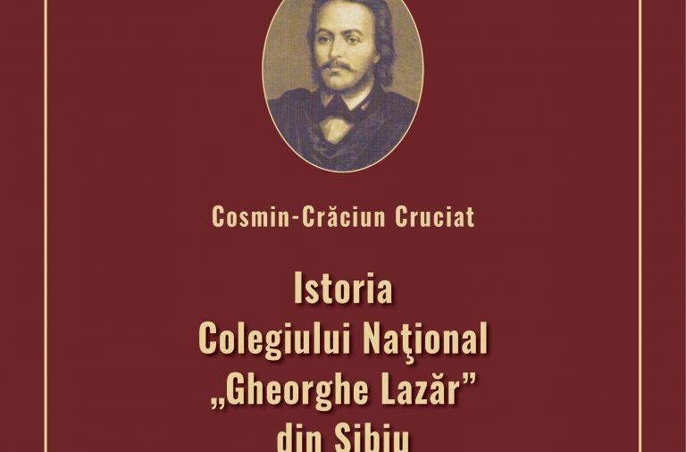 Istoria -Colegiului- Gh- Lazar- Sibiu