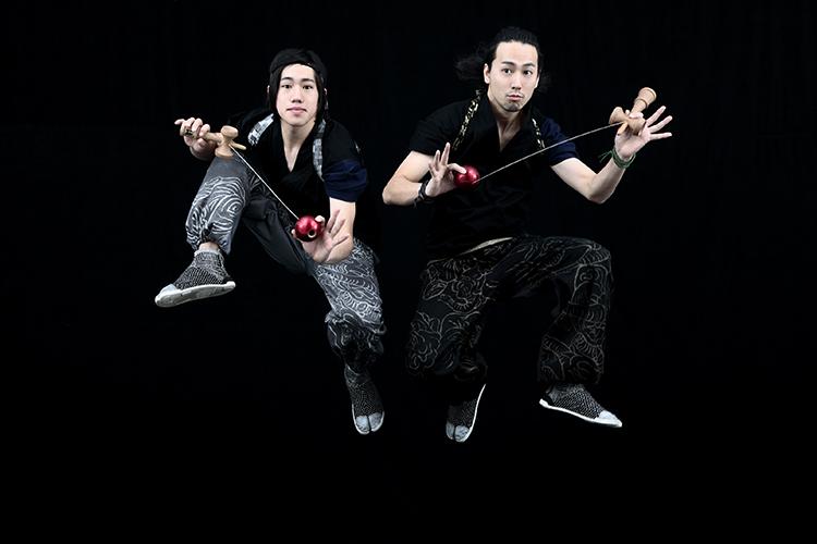 Kendama Ninjas