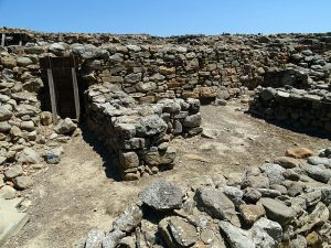 Limnos - Situl preistoric de la Poliochni