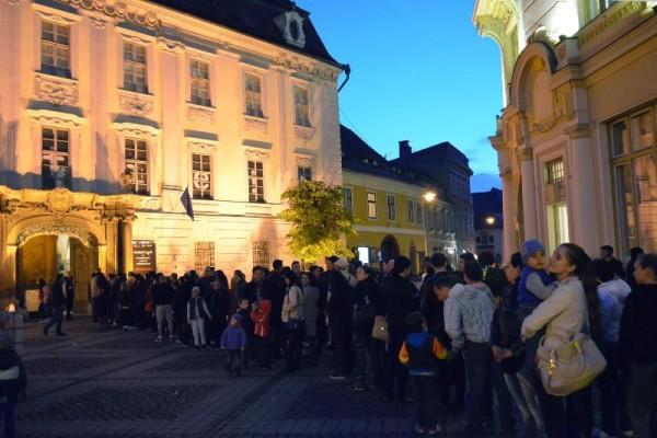 Noaptea Muzeelor. Sibiu, 2015. Foto: Arhivă Capital Cultural