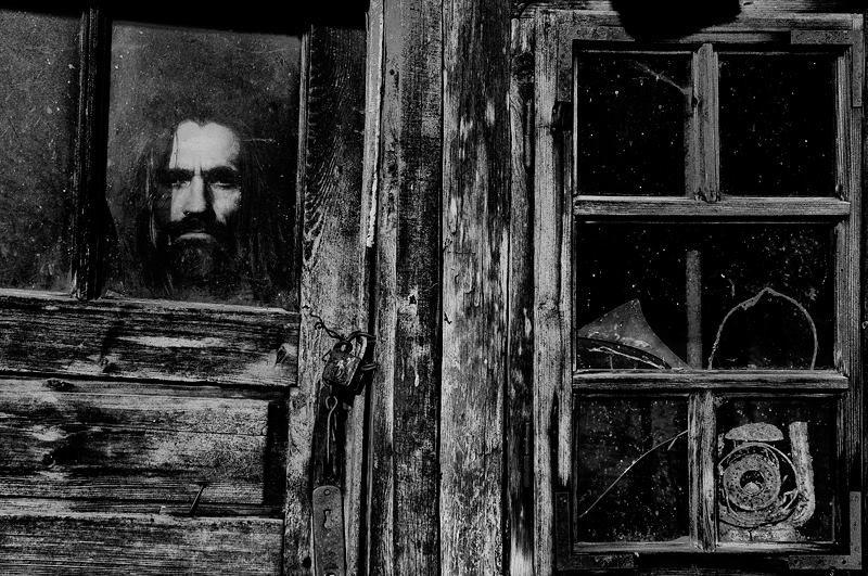 Autoportret. Cornel Pufan.