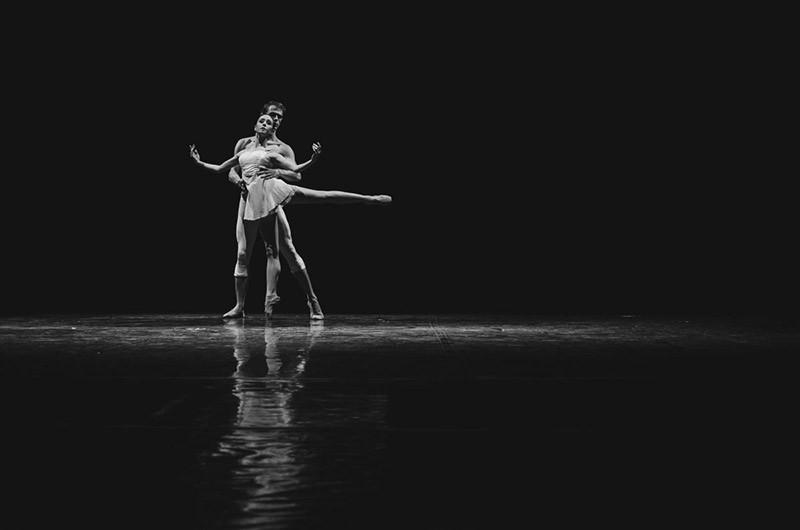 Reflexii balerini