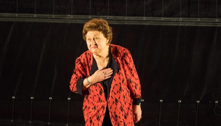 Tamara Buciuceanu la TIFF Sibiu 2016