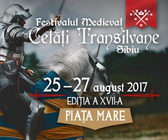 Cetati Transilvane, Sibiu
