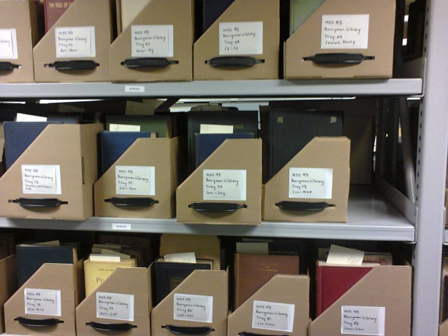 arhiva Berryman