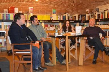 Lansare de carte Minodora Salcudean, Libraria Humanitas