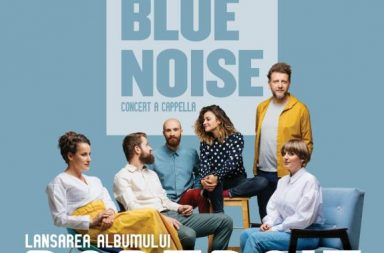 Blue Noise afis