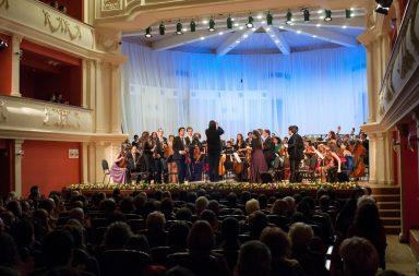 Concertul de Anul Nou Sibiu 1 foto Mihai Benea UCIMR