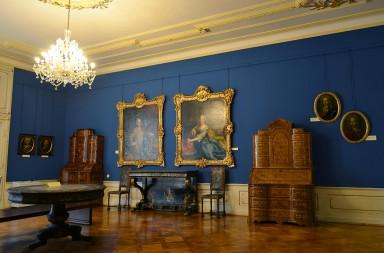 Muzeul Brukenthal, expozitia reconstituirea apartamenului