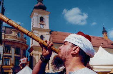 artă, cultură și istorie medievală, la Sibiu