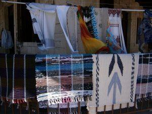Fyti - Cipru: ţesături tradiţionale