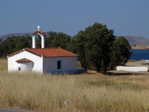 Limnos - capelă lângă oraşul Moudros