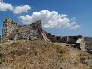 Limnos - cetatea din Myrina