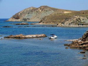 Insula Lemnos - golful Gomati