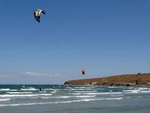 Insula Lemnos - plaja din Keros