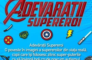adevaratii supereroi