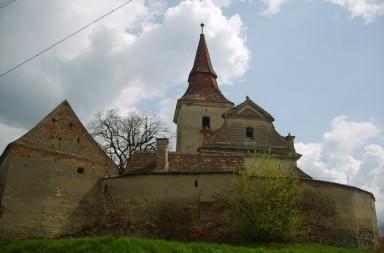 Biserica fortificata din Agarbiciu