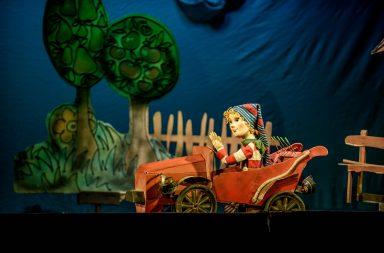 Teatrul Gong micii detectivi-Paul Baila