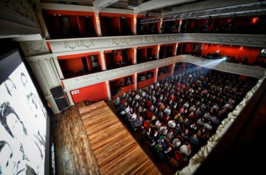 Astra Film Festival, spectatori, Thalia